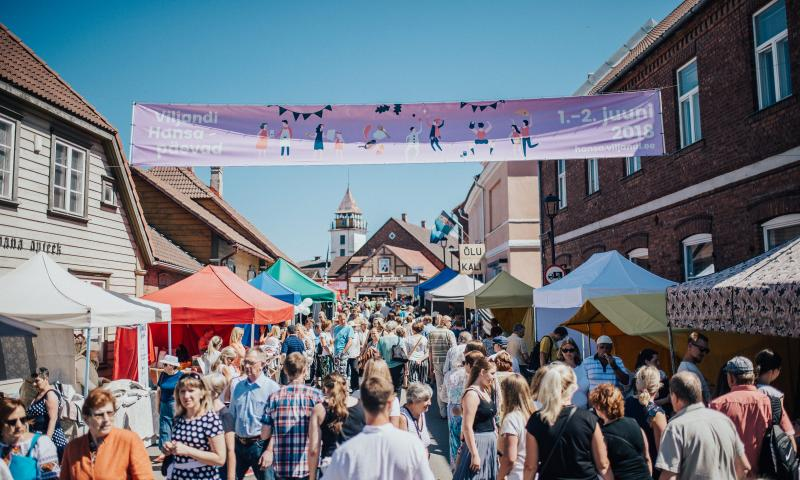 Viljandi Hansapäevad 2019