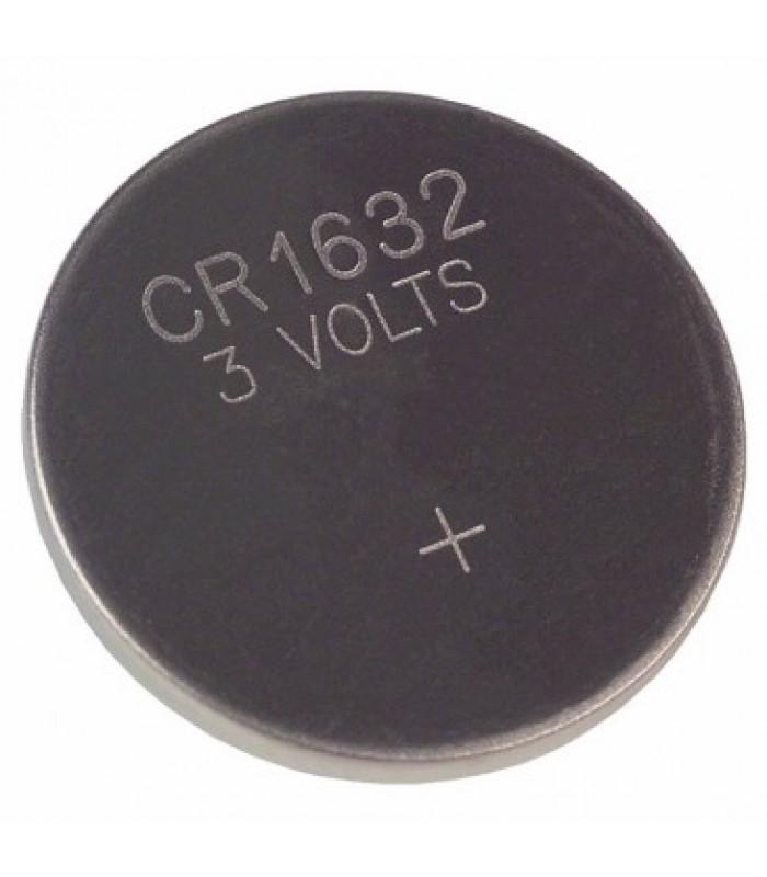 5 x CR1632 patareid