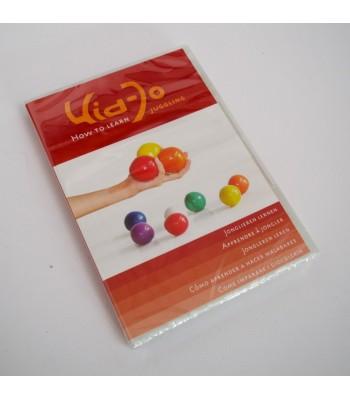 Žongleerimis Õpetus CD